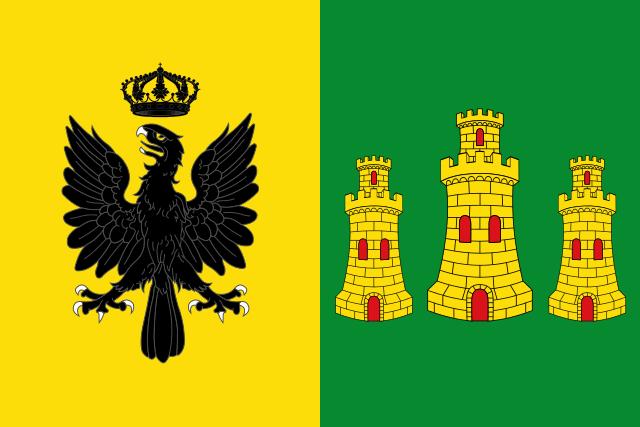 Bandera Cañete de las Torres