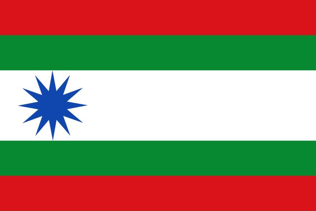Bandera Carbajales de Alba