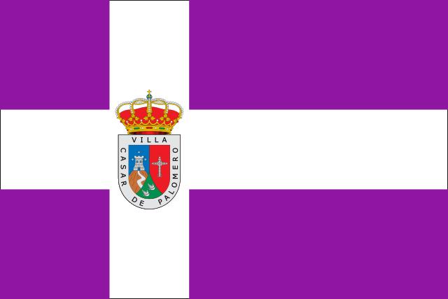 Bandera Casar de Palomero
