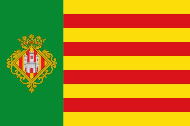 Bandera Castellón de la Plana