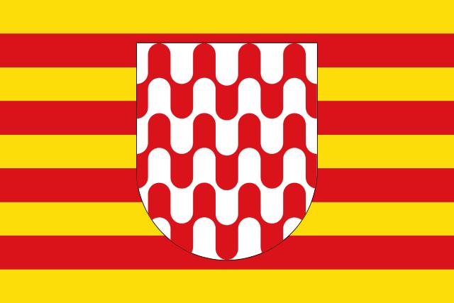 Bandera Ciudad de Girona