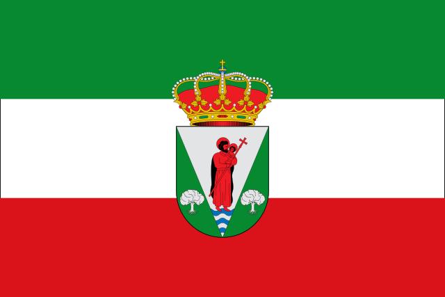 Bandera Collado de la Vera