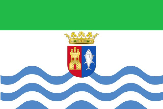 Bandera Conil de la Frontera