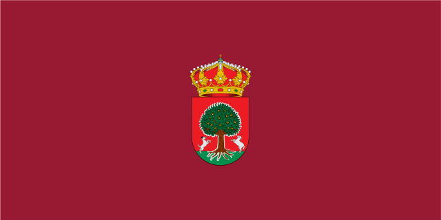 Bandera Cuevas del Valle