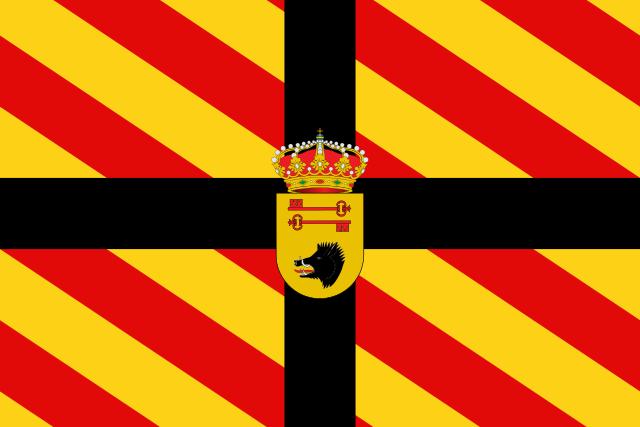 Bandera Cumbres de Enmedio
