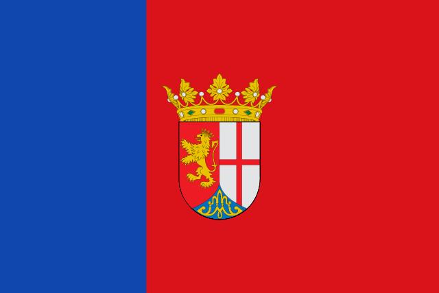 Bandera El Burgo de Ebro