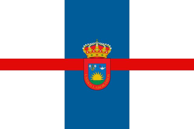 Bandera El Campillo