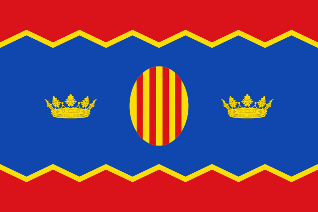 Bandera El Frago