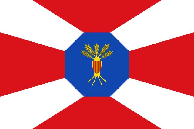 Bandera El Frasno