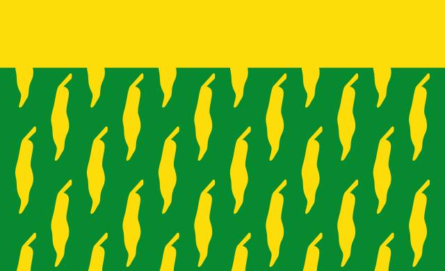 Bandera El Garrobo