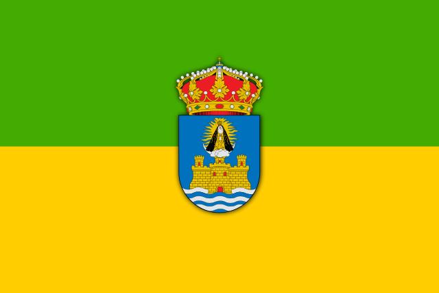 Bandera El Puerto de Santa María