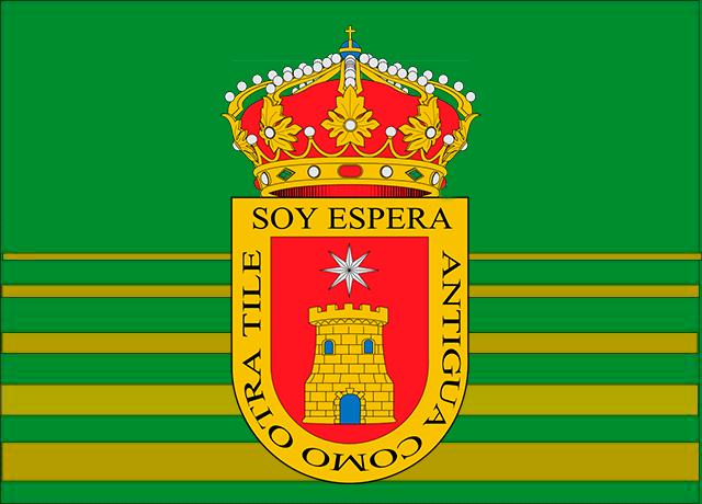 Bandera Espera