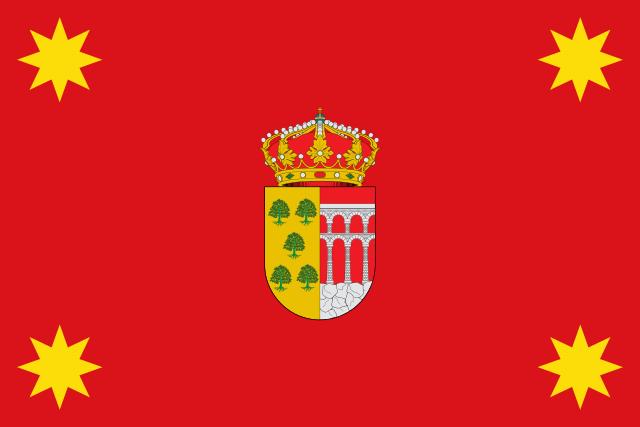 Bandera Fresnedillas de la Oliva