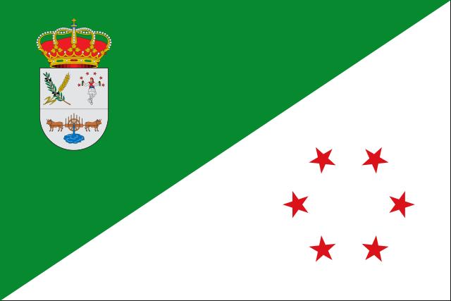 Bandera Fuente Carreteros