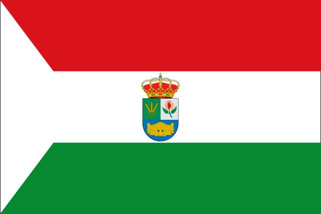 Bandera Fuente Vaqueros