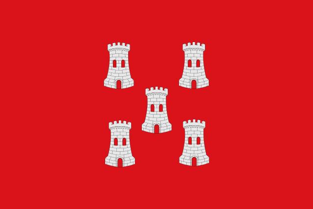 Bandera Fuentes de Ebro