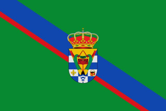 Bandera Garganta la Olla