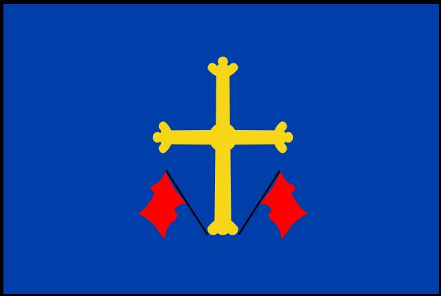 Bandera Gozón