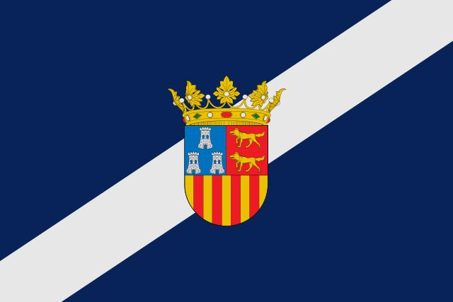 Bandera Grañén