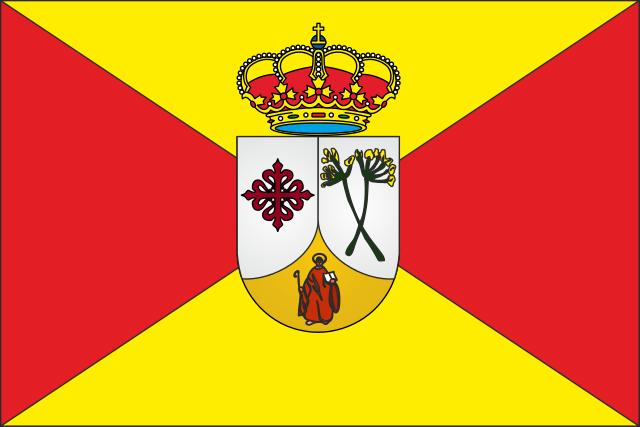 Bandera Hinojosas de Calatrava