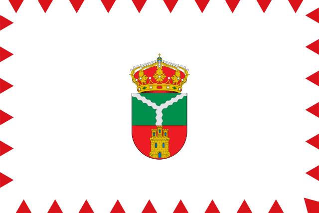 Bandera Horcajo de las Torres
