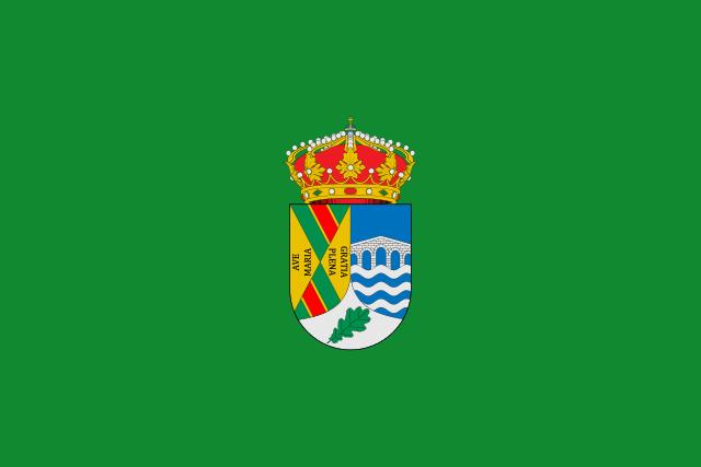 Bandera Horcajuelo de la Sierra