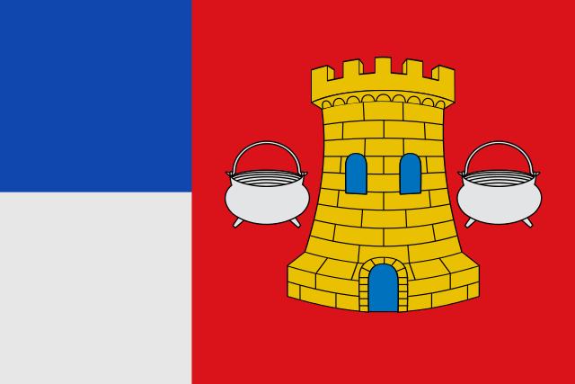 Bandera Hornillos de Cerrato