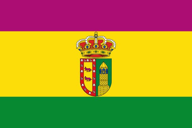 Bandera Huécija