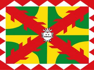 Bandera Huesca