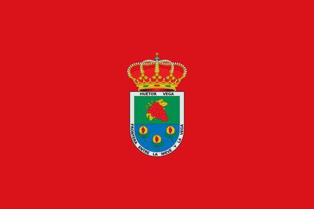 Bandera Huétor Vega