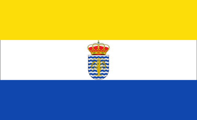 Bandera Isla Mayor