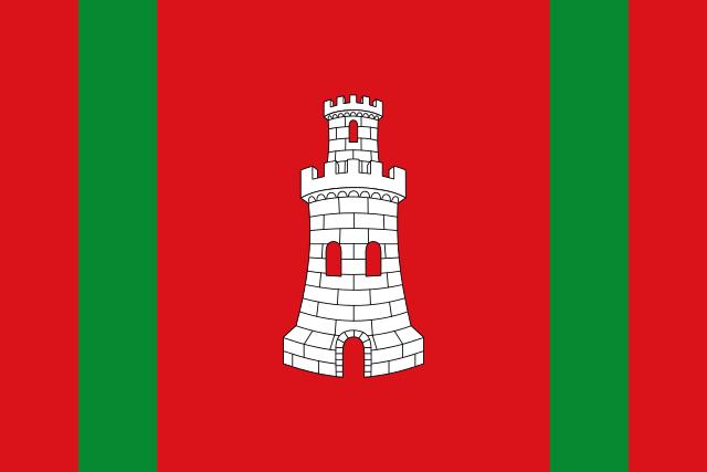 Bandera Iznájar