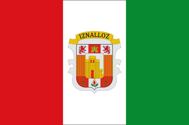 Bandera Iznalloz
