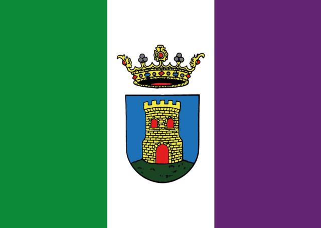Bandera Jimena de la Frontera
