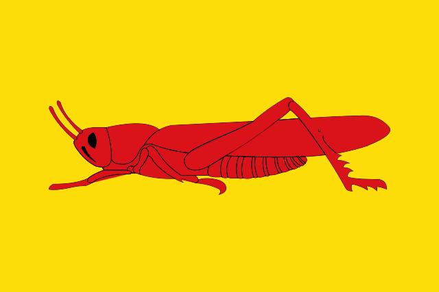 Bandera La Llagosta