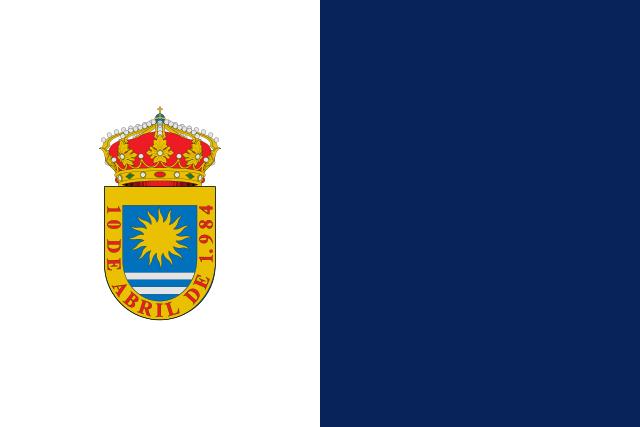Bandera La Mojonera