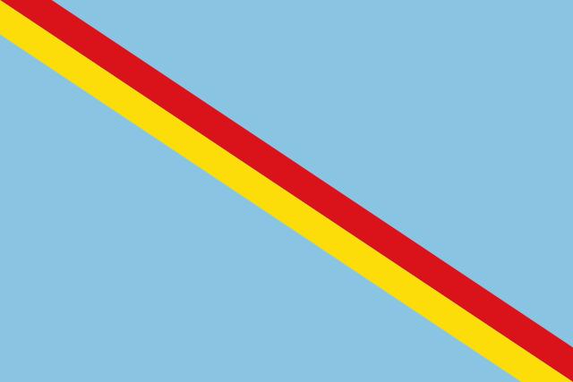Bandera La Muela