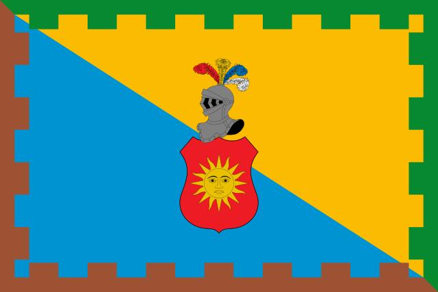 Bandera La Solana