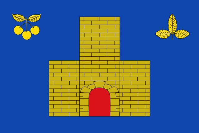 Bandera La Vilueña