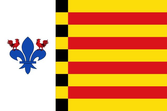 Bandera La Zaida