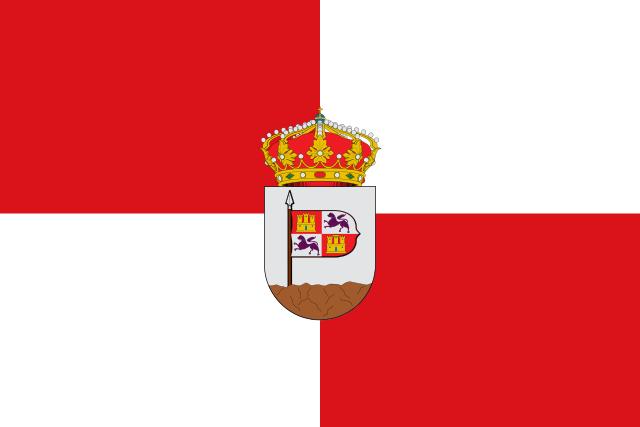 Bandera Lanzahíta