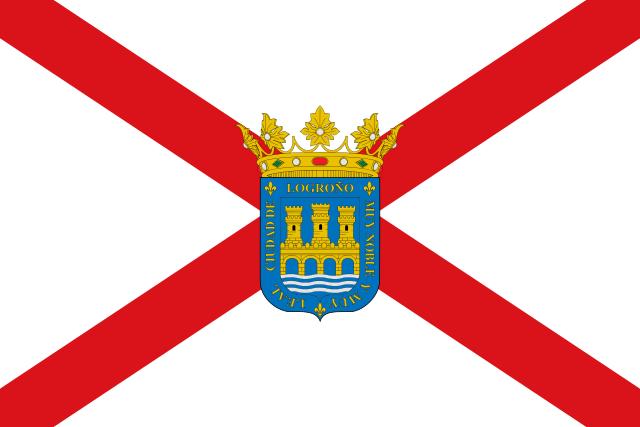 Bandera Logroño