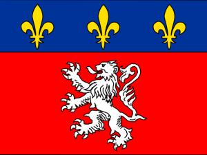 Bandera Lyonnais