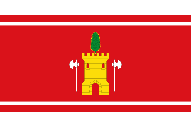 Bandera Maleján