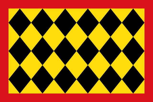 Bandera Malla