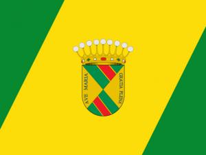 Bandera Manzanares el Real