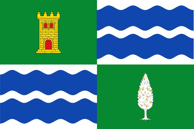 Bandera Mequinenza