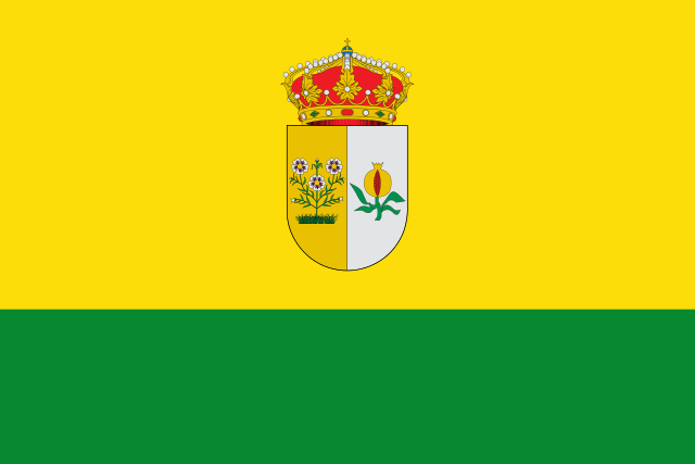 Bandera Mohedas de Granadilla