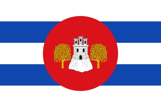 Bandera Monesma y Cajigar