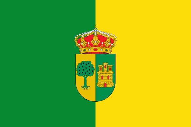 Bandera Montánchez